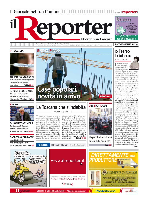 Il reporter-Borgo San Lorenzo-novembre-2010 f03e1073a21