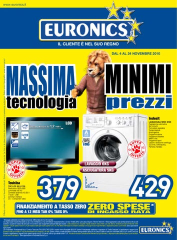 Cerioni by euronics italia spa issuu for Express wash roma