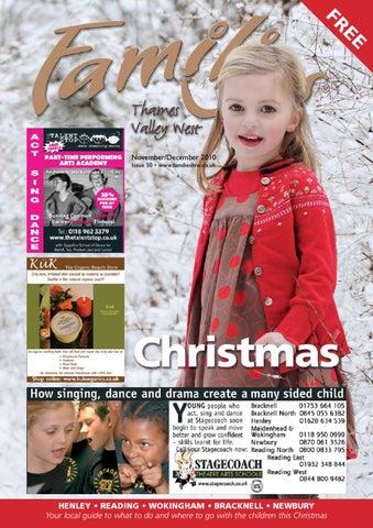 231e223d6de Families Thames Valley West Nov-Dec 2010 Issue 50 by Families ...