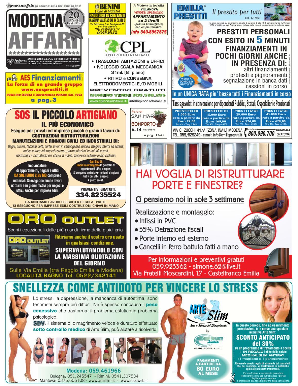 Modenaaffari By Apple Press Group Srl Issuu