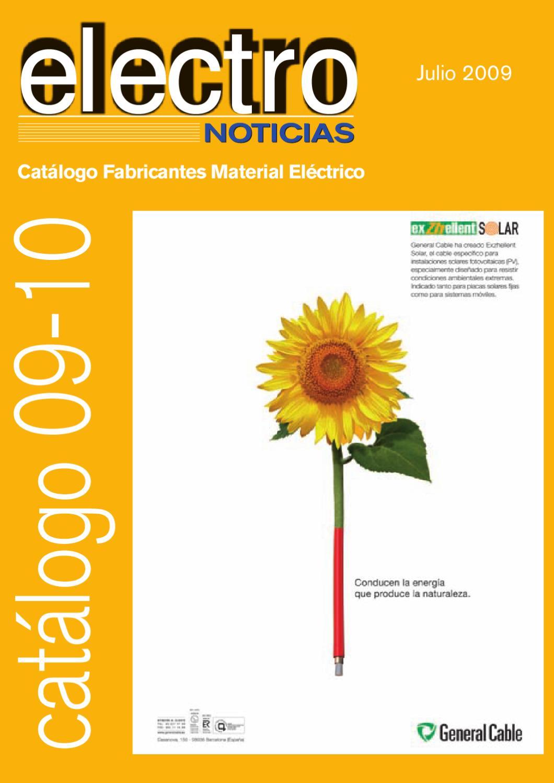 Fab Mtl electrico 2009 by Digital Newspapers S.L. - issuu