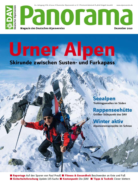 DAV Panorama 62010 by Deutscher Alpenverein e.V. issuu