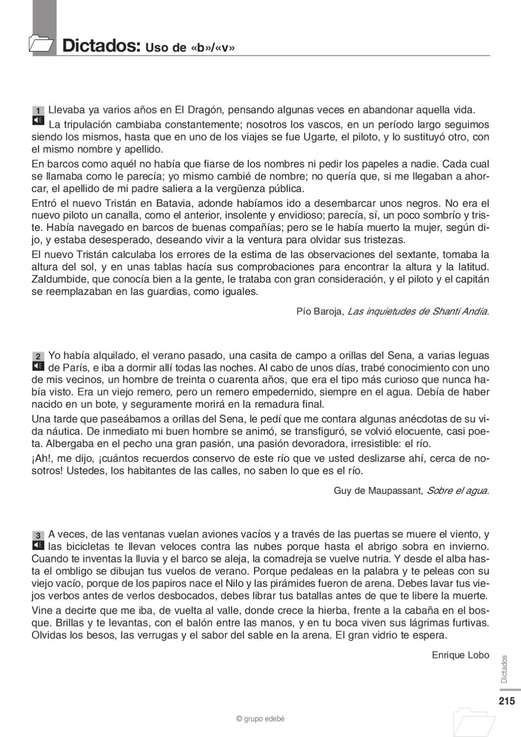 Dictados 1ESO by Marcos Orozco - issuu