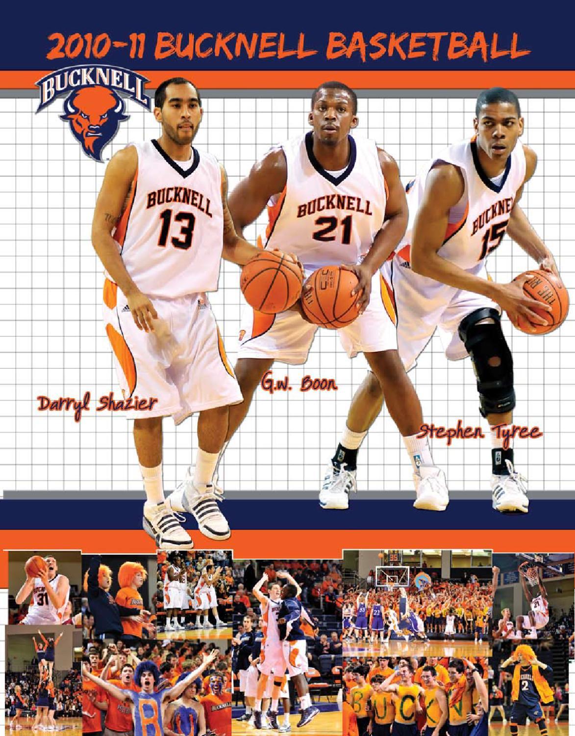 57208e6e8ea 2010-11 Bucknell Men's Basketball Media Guide by Bucknell University - issuu