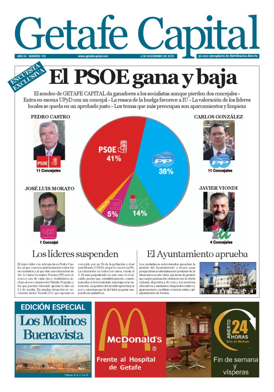 Getafe Capital Nº192 By Jimenez Operamedia Issuu