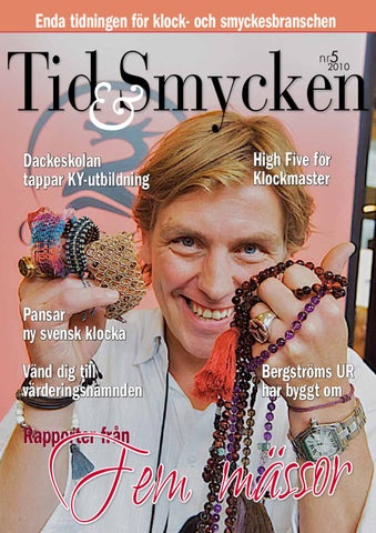 Tid och Smycken 5 10 by mikael torneman - issuu 6692ad24c7da6
