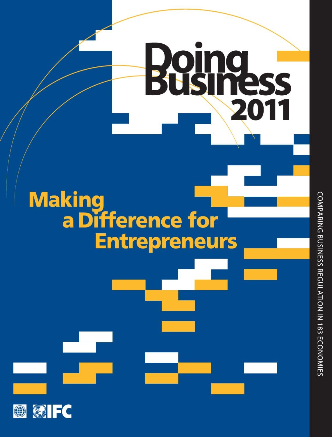 Doing Business 2011 Making A Difference For Entrepreneurs By  # Muebles Nelly Maria
