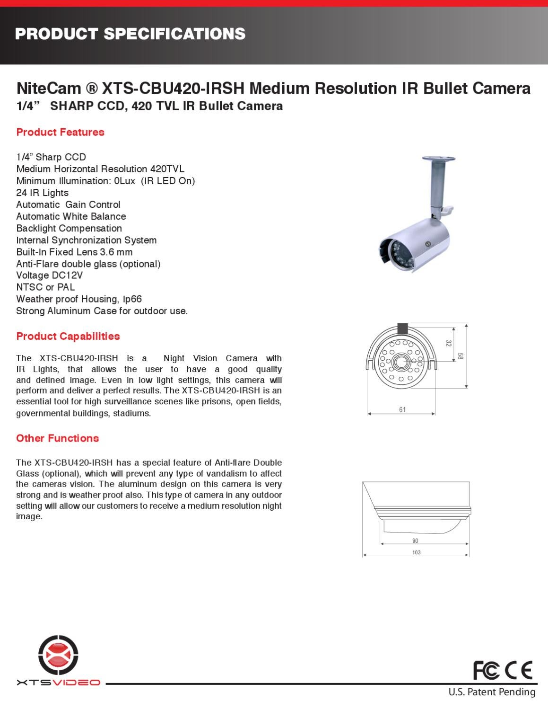 XTS-CBU420-IRSH-8 by Javier Paffen - issuu