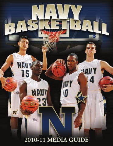 944a671de 2010-11 Men s Basketball Guide by Naval Academy Athletic Association ...
