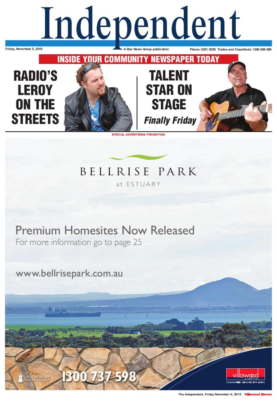 Geelong Independent 05/11/2010 | Star News Group Local News, Sport,  Entertainment