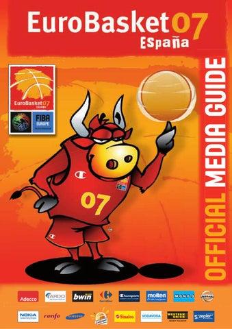 Basket Euro 2007 Men By Jean Jean Issuu