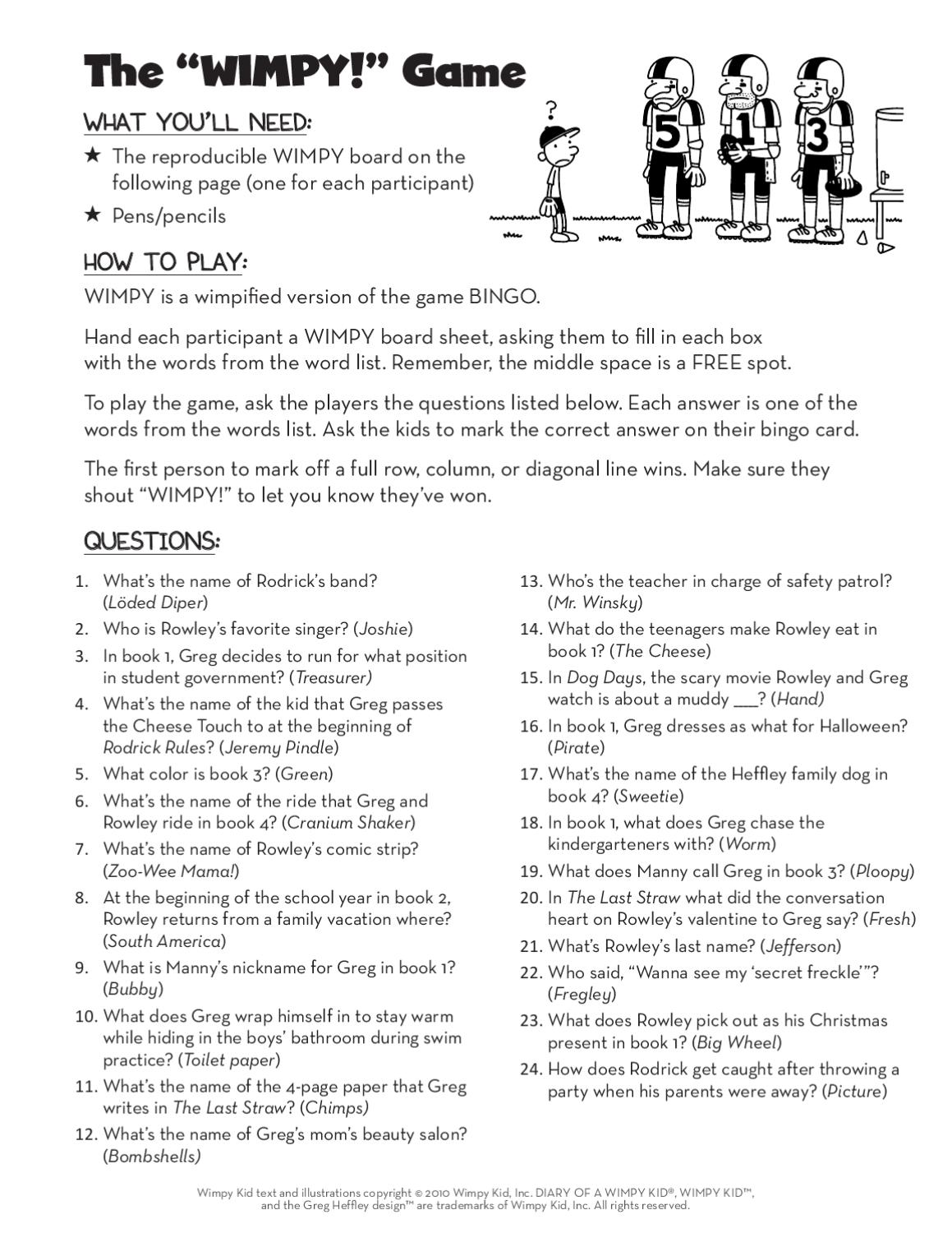 diary of a wimpy kid the ugly truth event guide by abrams issuu
