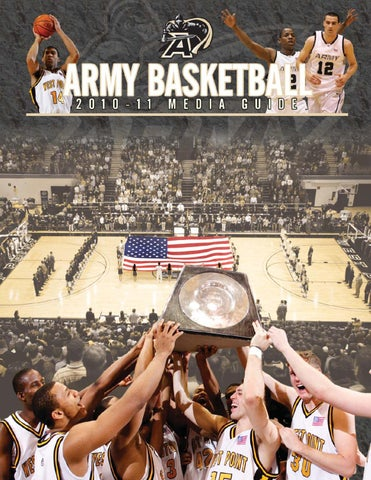 a71fc53ca32f 2010-11 Army Men s Basketball Media Guide by Army West Point ...