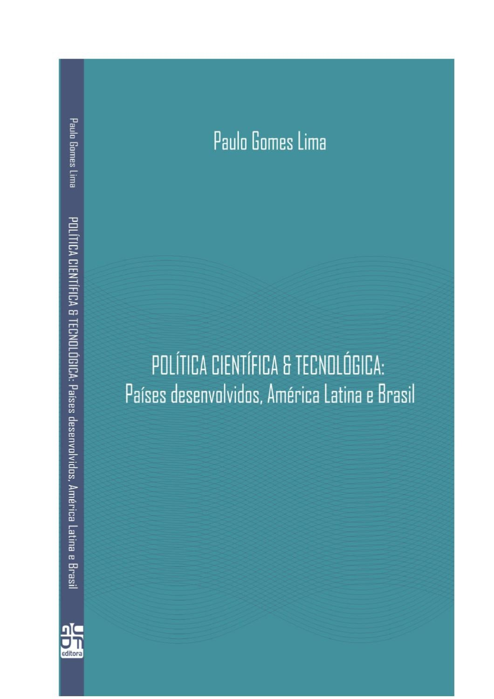 b6befc9064 POLITICA CIENTIFICA E TECNOLOGICA PAISES DESENVOLVIDOS