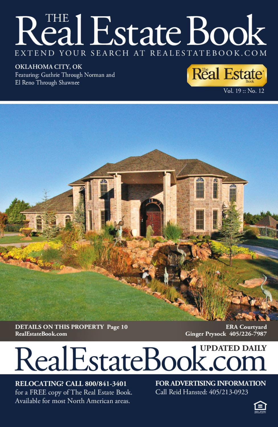 The Real Estate Book of Oklahoma City Metro by Reid ...