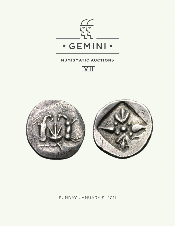 Gemini Vii January 9 2011 By Harlan J Berk Ltd Issuu