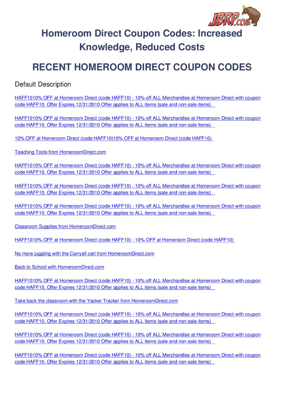 classroom direct coupon code