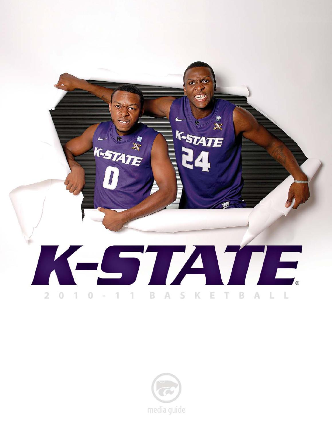 d7442f0fb5c5 2010-11 Kansas State Men s Basketball Media Guide by K-State Athletics -  issuu