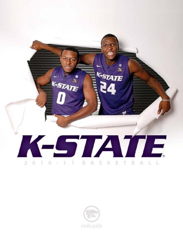 cdf81c017ef 2010-11 Kansas State Men's Basketball Media Guide by K-State ...