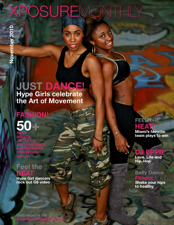 Sexy xposure magazine