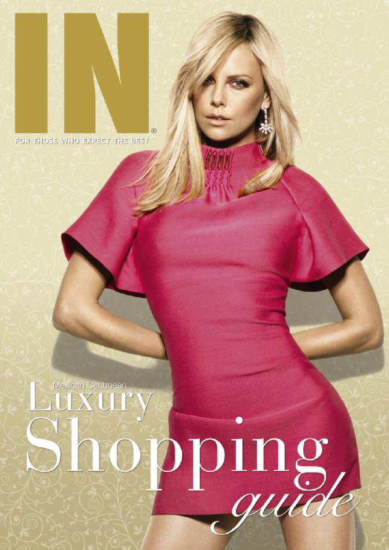 IN Riviera Maya Magazine by IN Media Group - issuu