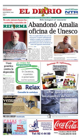 dac5cdbbca6 El Diario NTR by NTR Medios de Comunicación - issuu