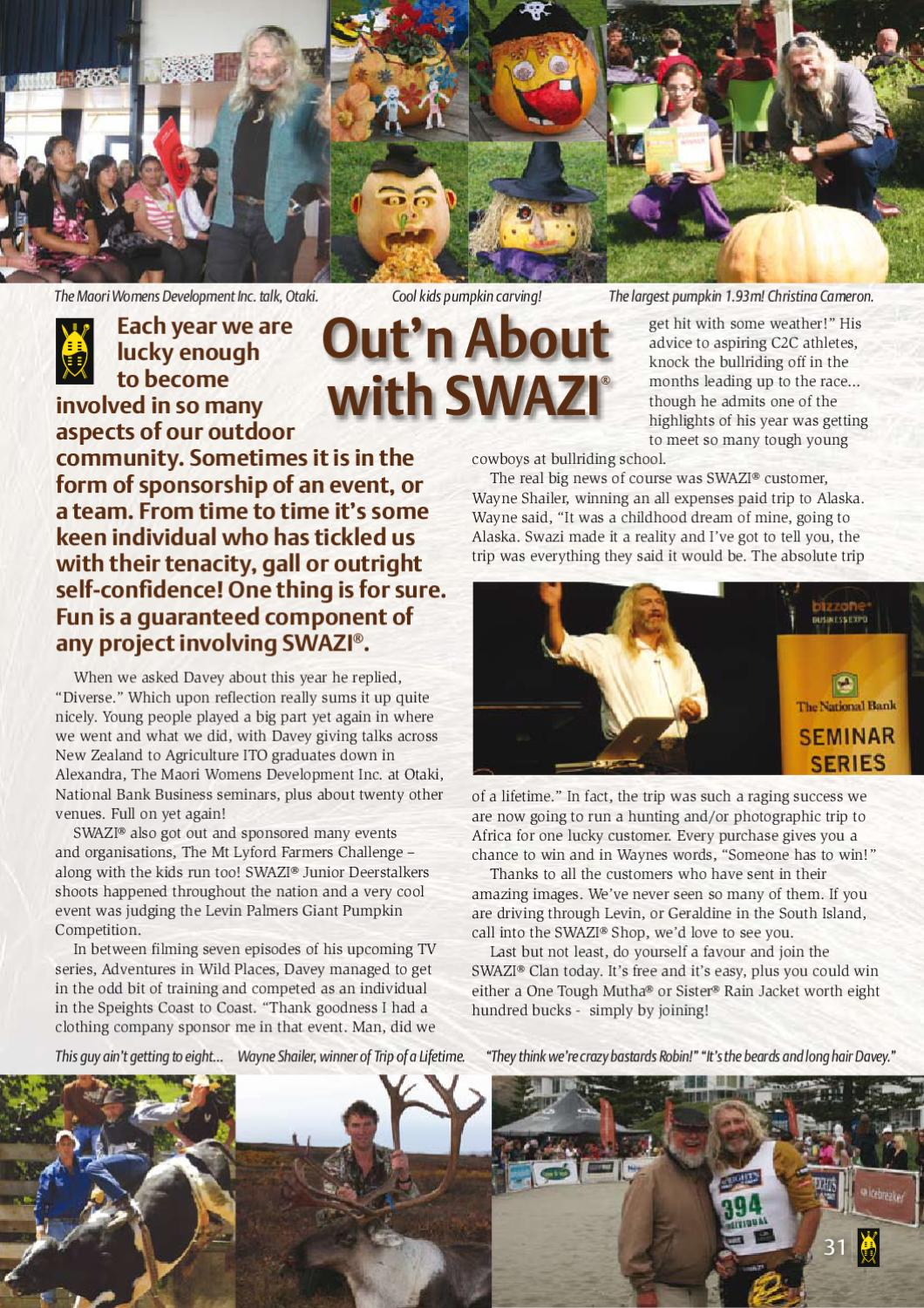 23dbba88c279a SWAZI Cattledog 2010 by Swazi Apparel Limited - issuu