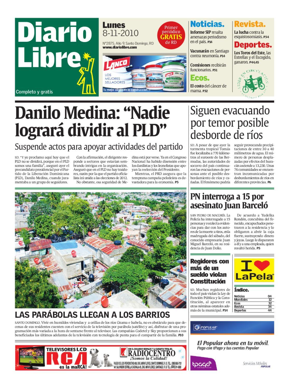 Diariolibre2875 by Grupo Diario Libre, S. A. - issuu