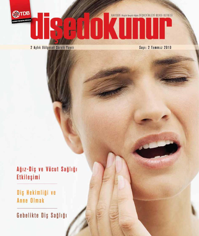 Diş İltihabına ve Diş Eti Çekilmesi Derdine Son