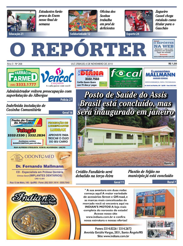 Jornal O Reporter by Jornal O Repórter - issuu 730005d082753