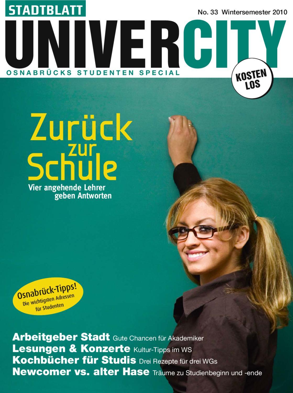 STADTBLATT UniverCity 2010.2 by bvw werbeagentur - issuu