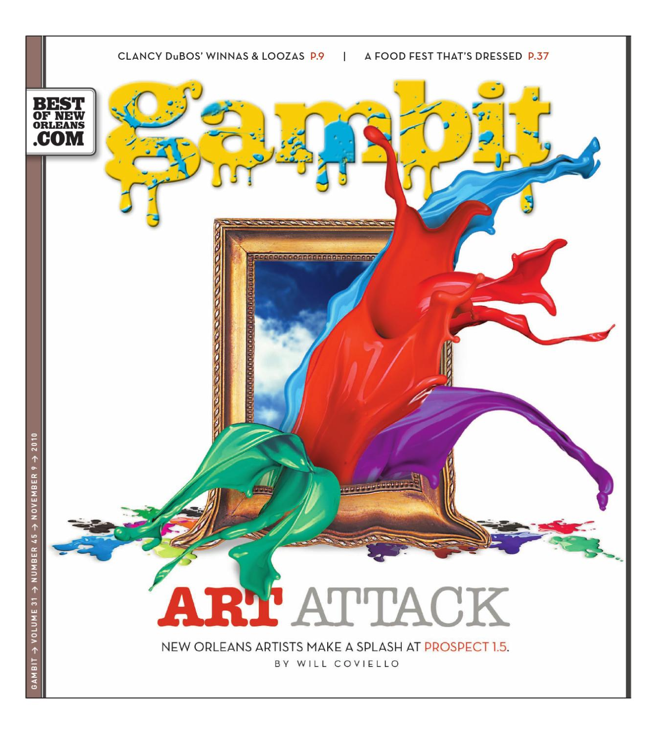 1b213abc3c4 Gambit-101109 by Gambit New Orleans - issuu