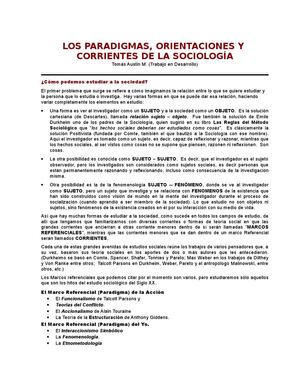 Teorías Sociales Conflicto By Bea Zamora Issuu