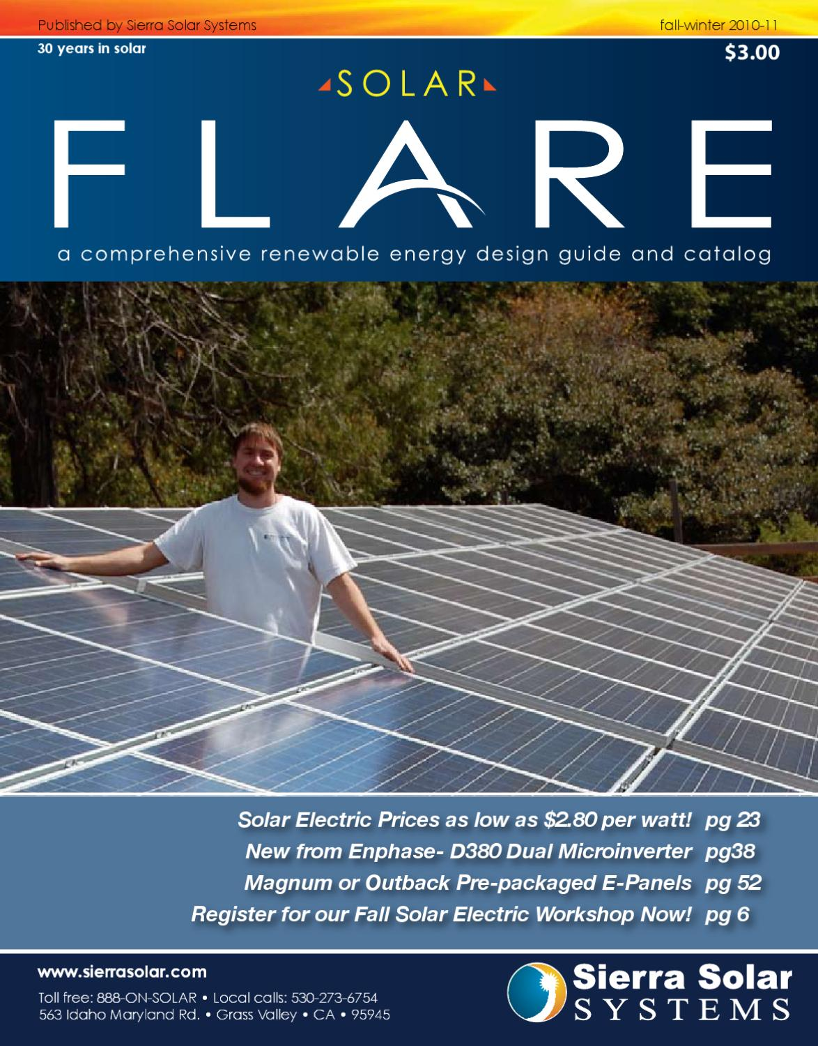 Solar Flare By Andy Burton Issuu Converter With Mppt Charge Controller Jim Keith Lm358 Chargers