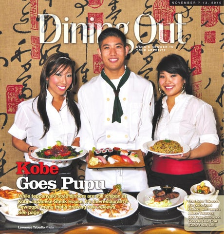 Hawaii Dining Out 07 November 2010 by Oahu Publications, Inc - issuu