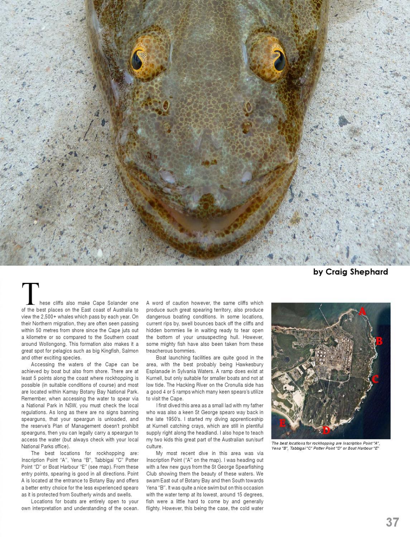 Spearfishing Downunder #30 by Spearfishing Downunder