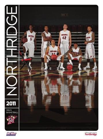 43c068e94 2010-11 Northridge Men s Basketball Media Guide by CSUN Athletics ...
