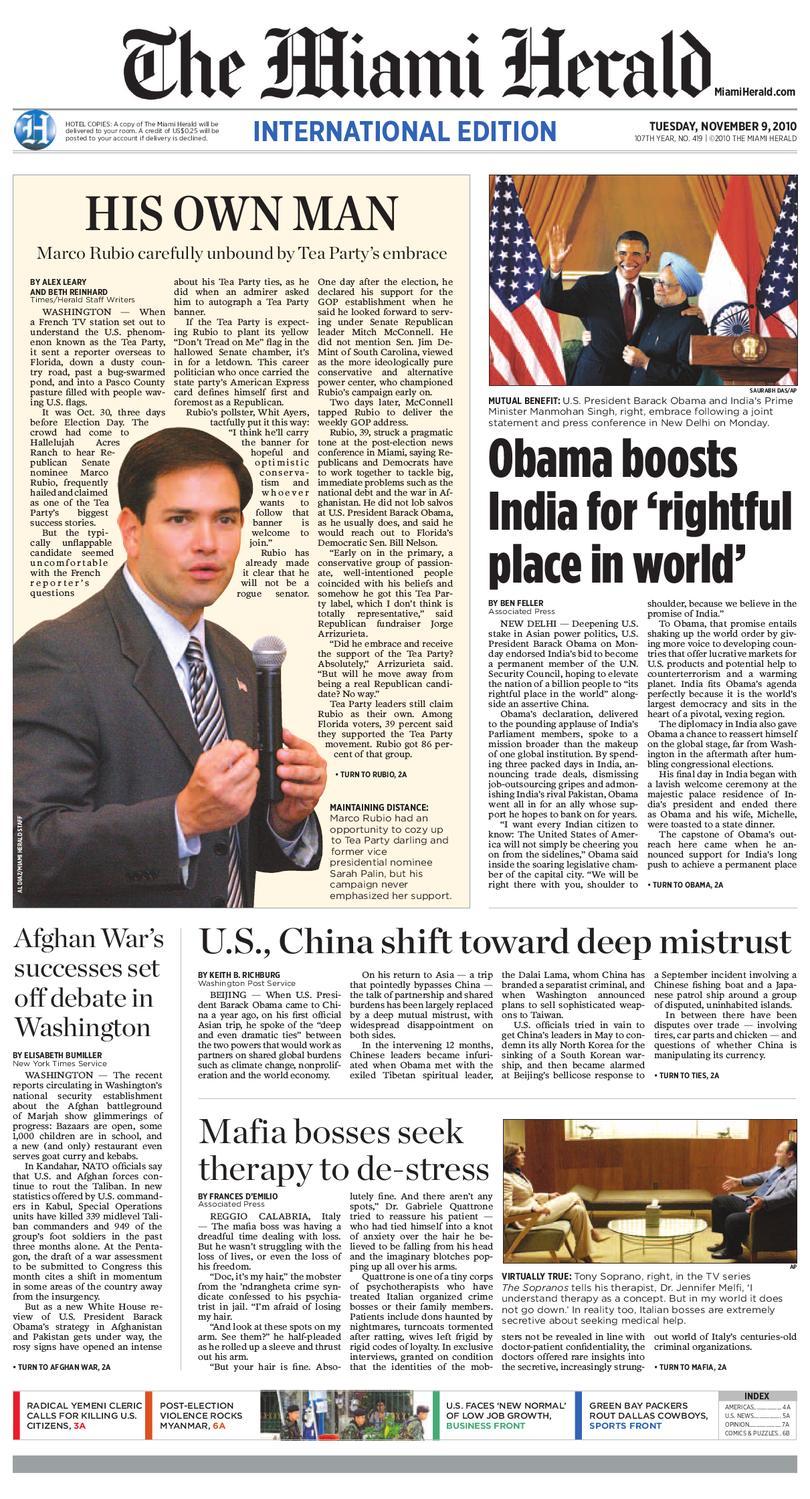 4. Miami Herald | RealClearPolitics