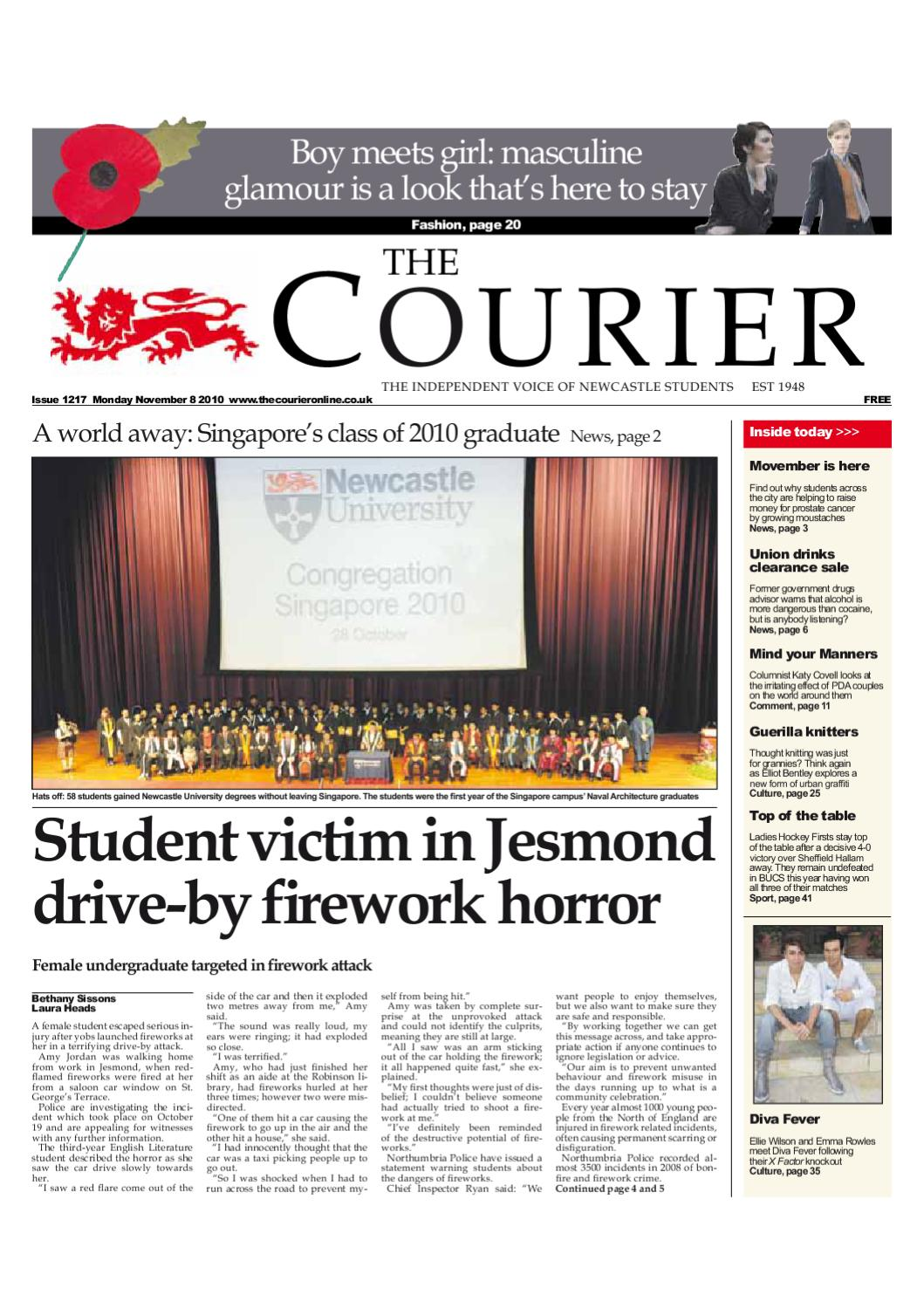 9c75375bf1f The Courier 1218 by The Courier Online - issuu