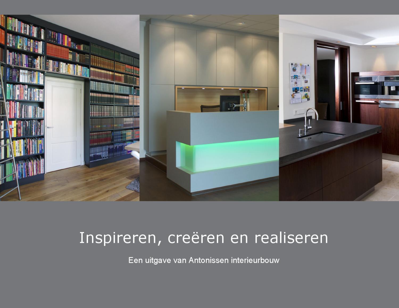 Antonissen interieurbouw boek by frank antonissen issuu