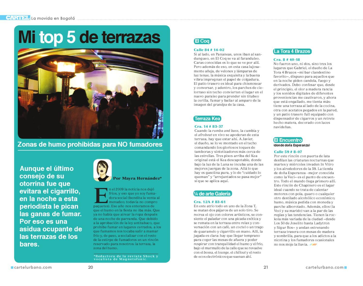 Edicion 34 By Cartel Urbano Issuu