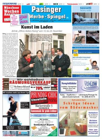 4c2e3f3fa5 KW 45-2010 by Wochenanzeiger Medien GmbH - issuu