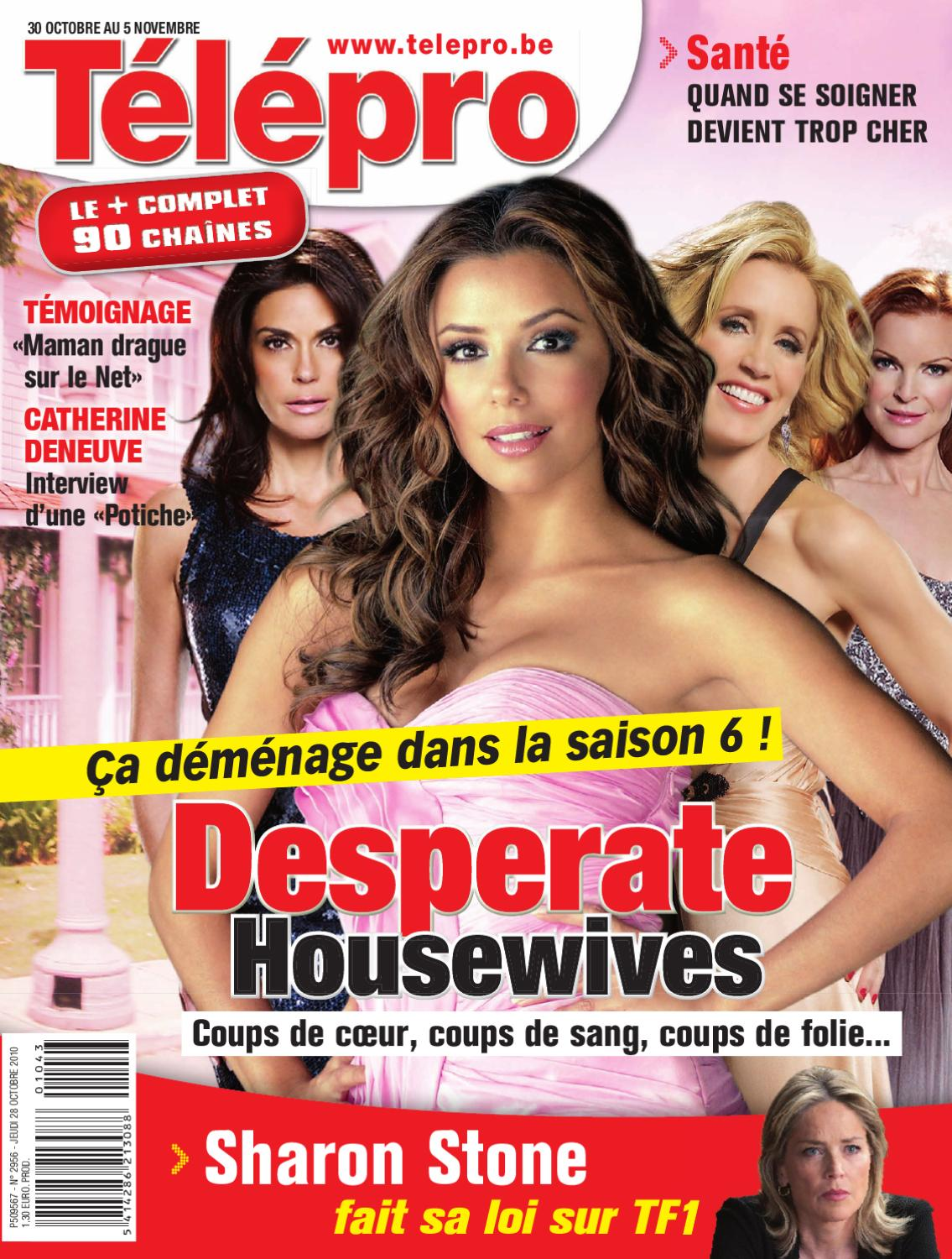 864c4a263fa855 Télépro - Desperate Housewives by TeleproMagazine - issuu