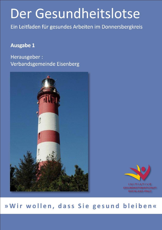 Der Gesundheitslotse by Verbandsgemeinde Eisenberg   issuu