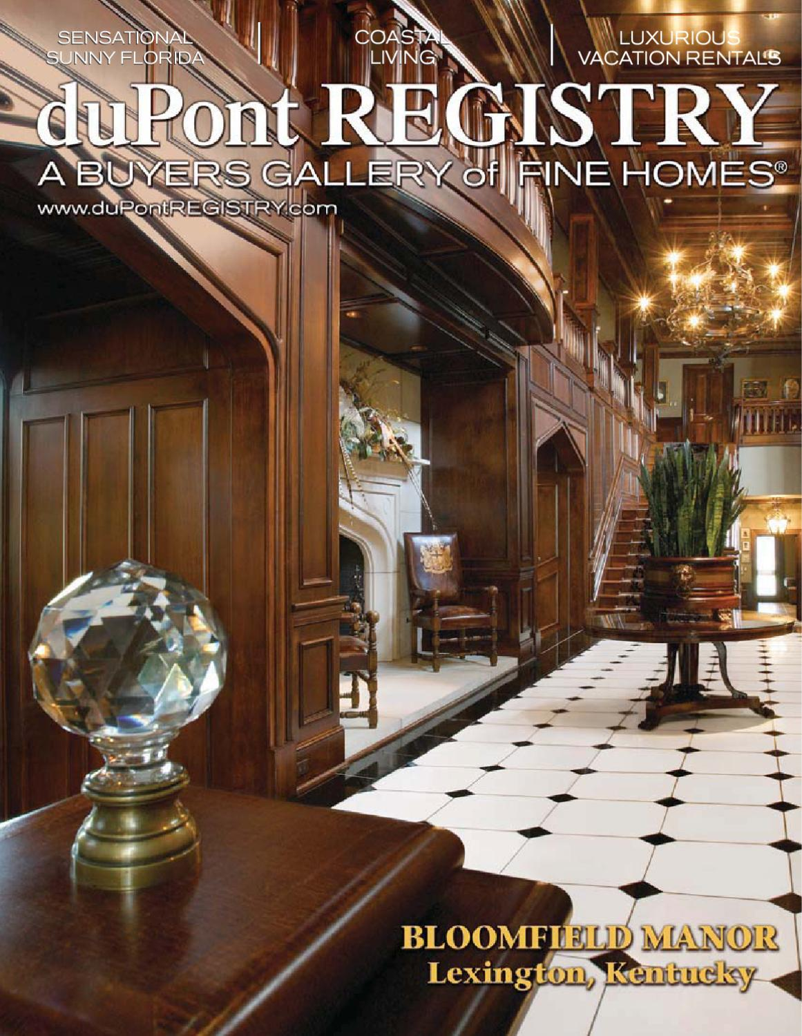 Dupontregistry Homes December 2010 By Dupont Registry Issuu