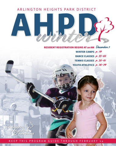 d601128db6 Winter 2011 Interactive Program Guide by Arlington Heights Park ...