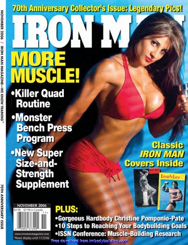 b6a834e227 http   imbodybuilding.com free manual 2007-02 by Iron Man - issuu