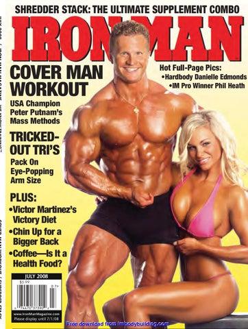 Ironman Magazine 2008-07 by Iron Man - Issuu