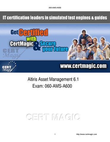 060-AMS-A600 Exam by nancy fabian - issuu
