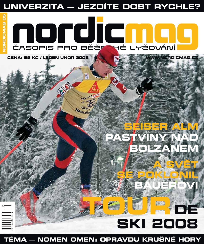 1827d61cf6 NORDIC 05 - leden 2008 by SLIM media s.r.o. - issuu